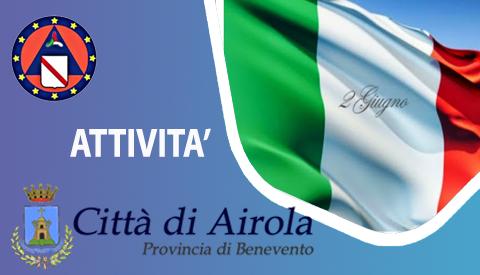 Festa della Repubblica || 02.06.2020