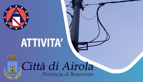 Interventi Post Emergenza Idrogeologica || 29.12.2020