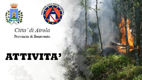 Antincendio Boschivo || 02.08.2021